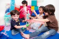 trabajando en grupo habilidades sociales y juego